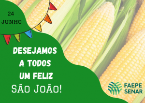 São João FAEPE SENAR 2019